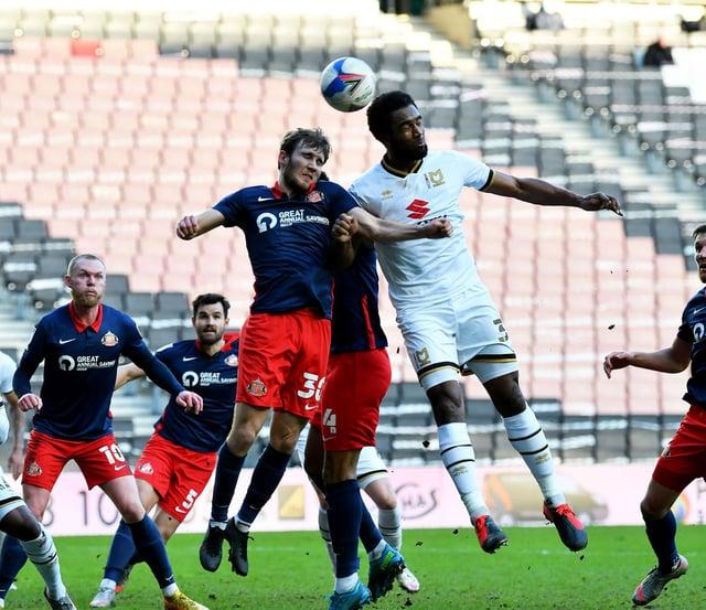Sunderland loanee Jake Vokins