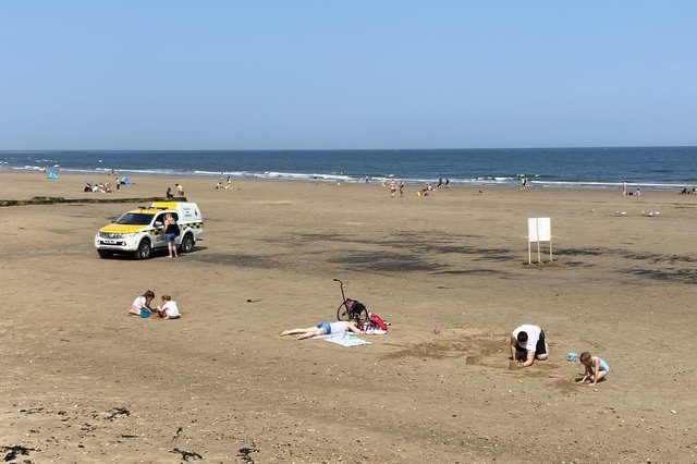 It had been a busy 24 hours for volunteers at the Sunderland Coastguard Rescue Team.