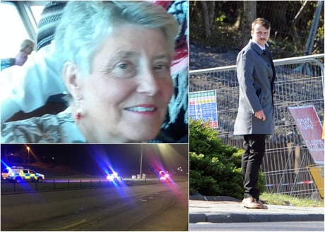 Sunderland man appears in court charged with causing death of retired nurse in collision