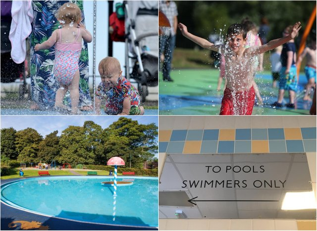 Fancy a swim to cool off? The North East has loads of locations to visit.