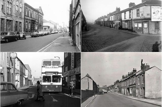 We hope our street selection brings back happy memories.
