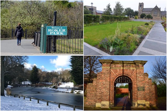 A guide to Sunderland's parks