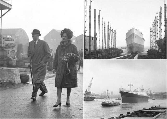 Memories of life at the Bartrams shipyard have come flooding back for a former Sunderland woman.