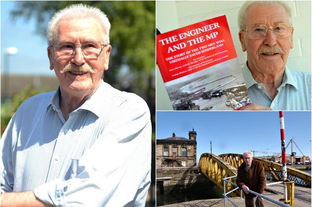 Jack Curtis, the Sunderland historian and writer who has died aged 90.