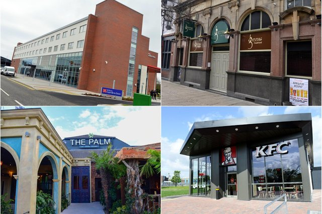 These are some of the hospitality venues that are currently looking for staff.