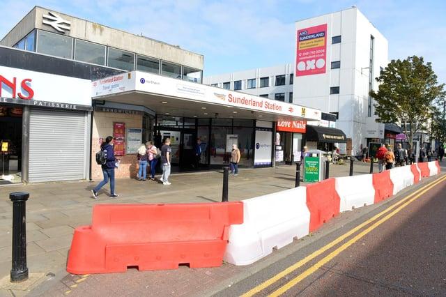 Sunderland Station is due for a £28million revamp