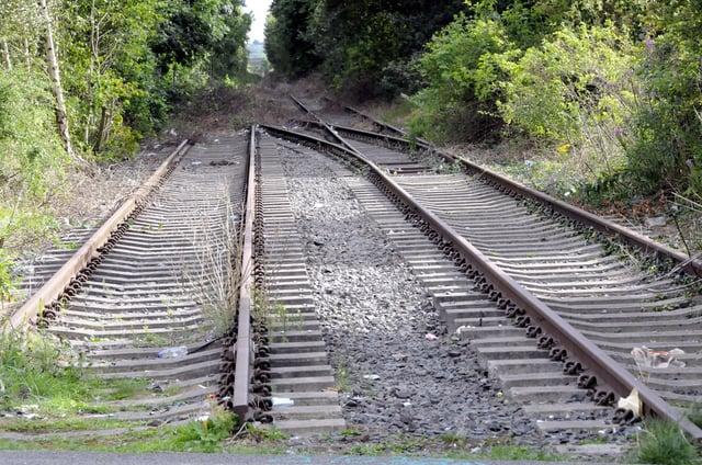 A stretch of the Leamside Railway Line.