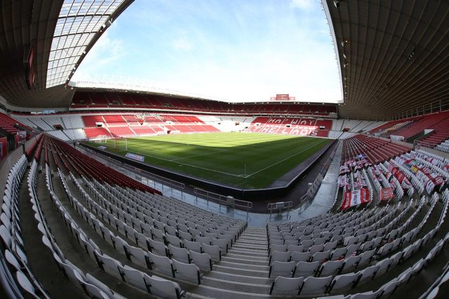 Stadium of Light, the home of Sunderland AFC. (Photo by Pete Norton/Getty Images)