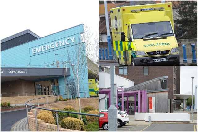 South Tyneside and Sunderland NHS Foundation Trust has asked people to think about what care they need as its A&E departments face a demand for their service.