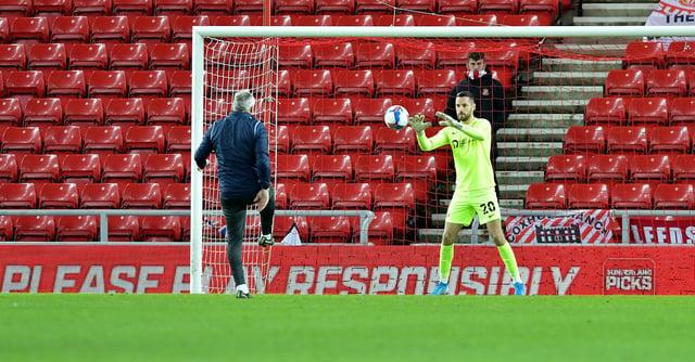 Ex-Sunderland goalkeeper Remi Matthews set to seal shock switch to Crystal Palace