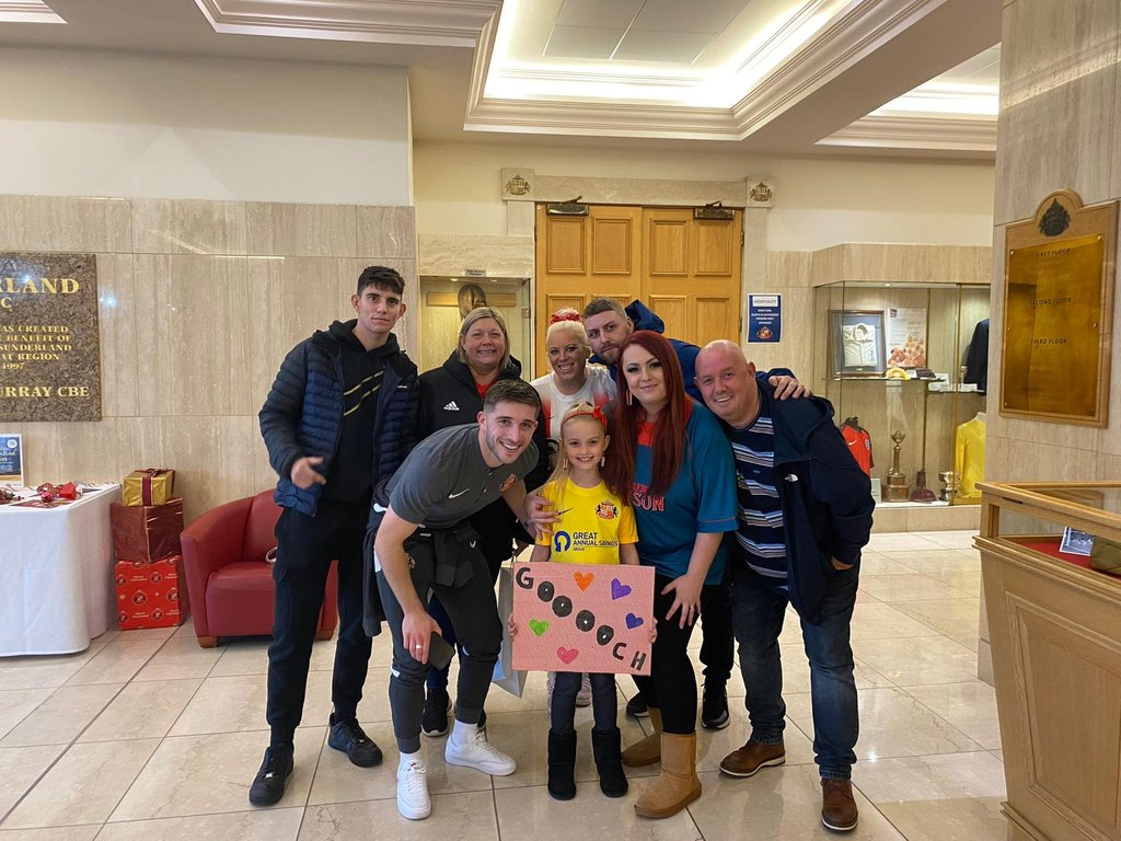 Lynden Gooch's brilliant gesture and promise to young Sunderland fan that supporters will love