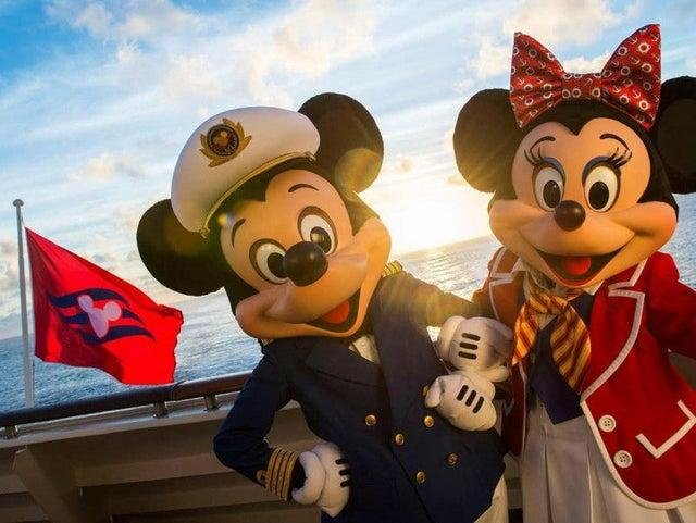 Disney Magic will set sail this summer.