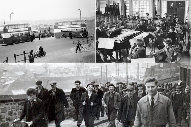 Back to a bygone era but how many familiar scenes can you spot?