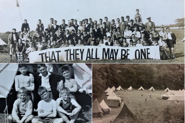 The boys camp which will return in August.