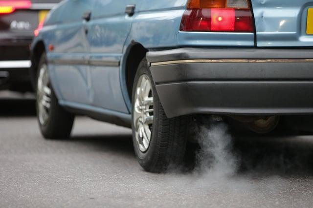 Progress on harmful emissions