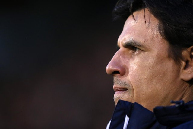 Chris Coleman during his ill-fated stint as Sunderland manager.