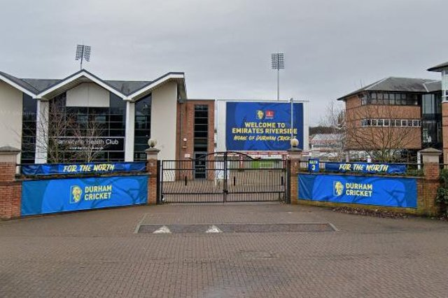 England v Sri Lanka ODI at Durham's Emirates Riverside has been announced as a Government test event.