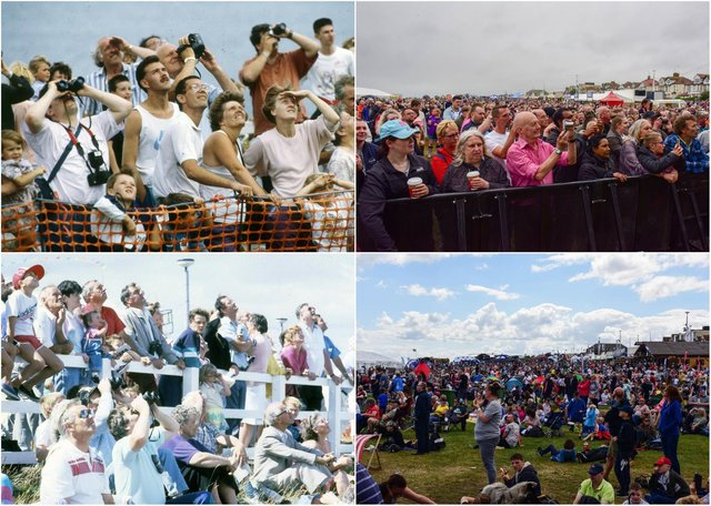There will be no Sunderland Airshow this year –so how about some retro reminders of the event from previous years?
