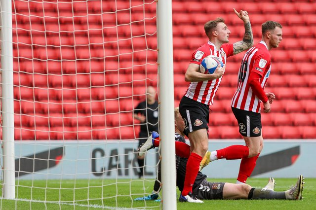 Carl Winchester has this warning for Lincoln City, Oxford United and Blackpool ahead of Sunderland's League One play-off campaign