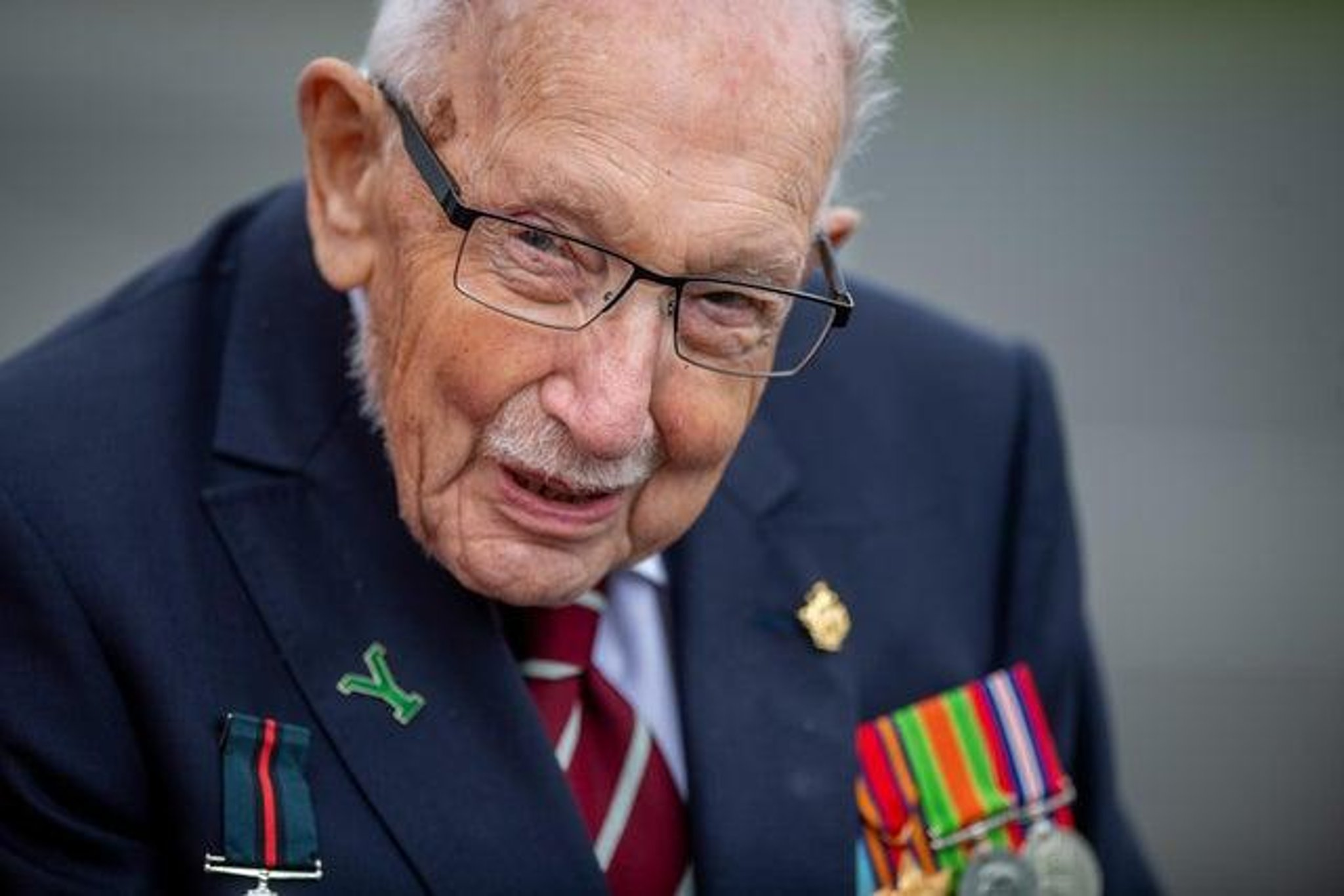 Flypast for Captain Sir Tom Moore as 'spectacular' funeral set to go ahead today