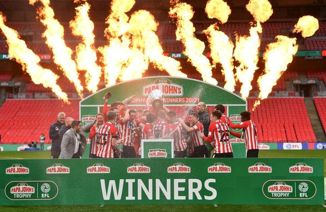 The story of the day as Sunderland win at Wembley