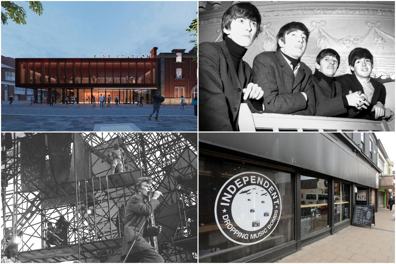 Looking back at Sunderland's music scene ahead of £14m Auditorium opening