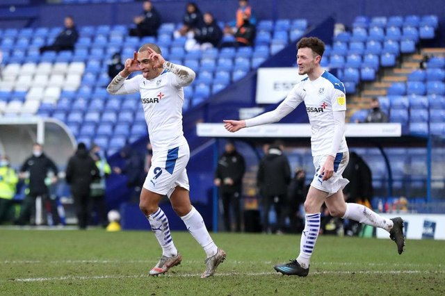 Tranmere Rovers dealt major injury blow ahead of Papa John's Trophy final as ex-Sunderland striker James Vaughan ruled out