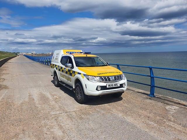 The coastguard was called to Hendon and Seaburn on Wednesday, June 9./Photo: Sunderland Coastguard Rescue Team