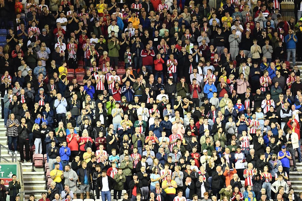 'Would love Manchester United, Liverpool or Manchester City': What Sunderland fans are saying after Carabao Cup win over Wigan