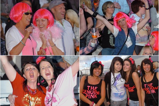 What do you remember about this fun-filled night at the Stadium of Light?
