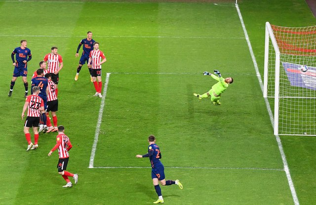 Is this how Sunderland could line up next season?