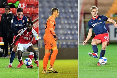 The NINE Sunderland youngsters and fringe players in line for a start against Northampton Town