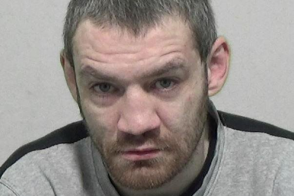 Colin John Brown has been jailed by magistrates after he admitted carrying out an assault at a Sunderland bail hostel.
