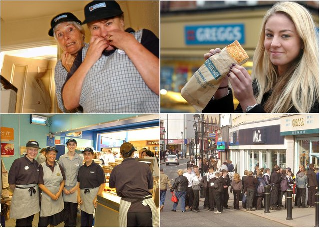 Greggs has had an impact on the Wearside community for years. Join us on a look back.