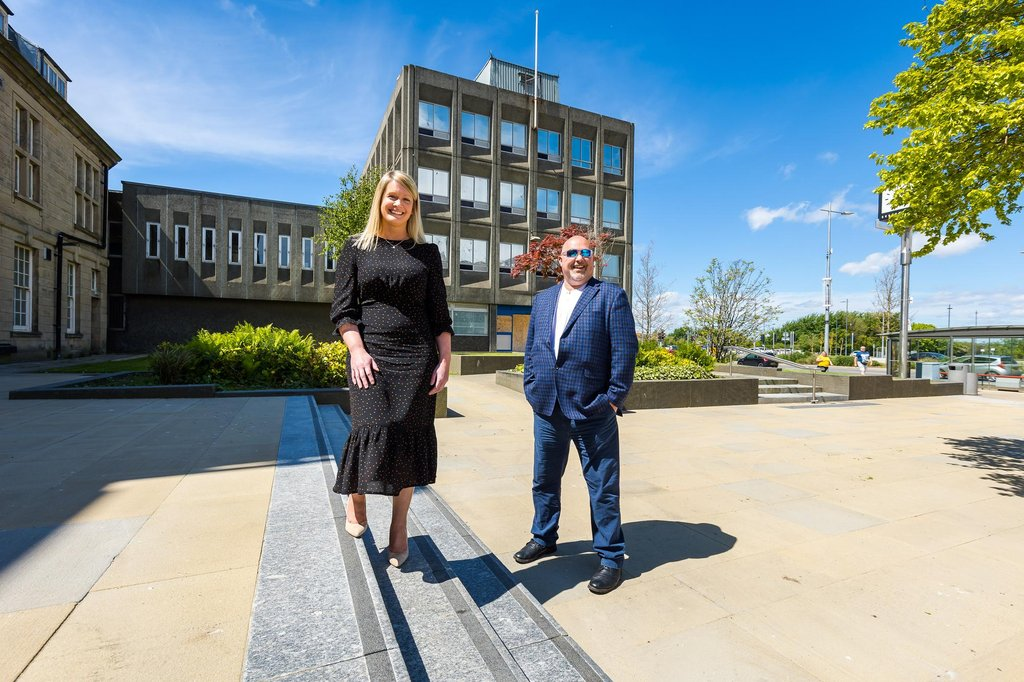Sale of Sunderland's former Gilbridge Police Station opens ways for £3.5m business centre The Yard