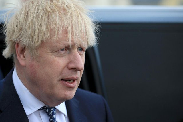 Boris Johnson is set to ease lockdown restrictions in a Downing Street press conference. Photo: Getty Images.