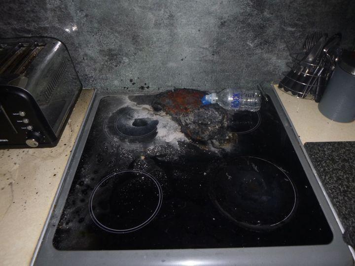 Fire brigade warning after Sunderland kitchen blaze
