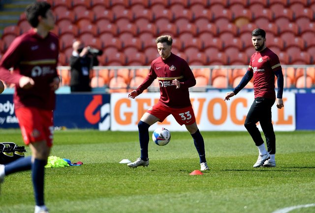 What Sunderland boss Lee Johnson has said about 'exciting' Denver Hume amid Middlesbrough transfer rumours
