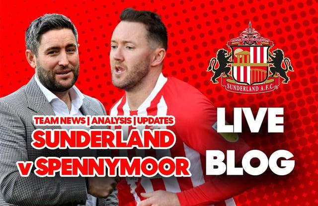 Spennymoor Town v Sunderland AFC: Live stream, match updates, latest score, team news, odds and transfer latest