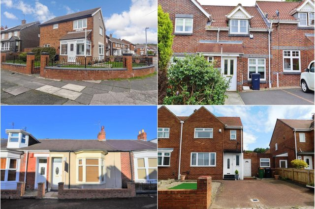 All these homes are available to buy for a deposit of £5,000 or less.