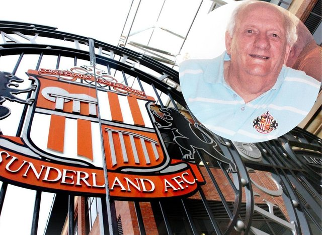 Tributes have been paid to a much-loved Sunderland AFC fanatic Ray Heslop.