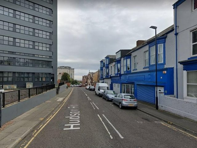 An investigation is ongoing after a man was found dead in Hudson Road, Sunderland.