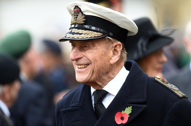 Prince Philip, Duke of Edinburgh, pictured in 2016. (Photo by EDDIE MULHOLLAND/AFP via Getty Images)