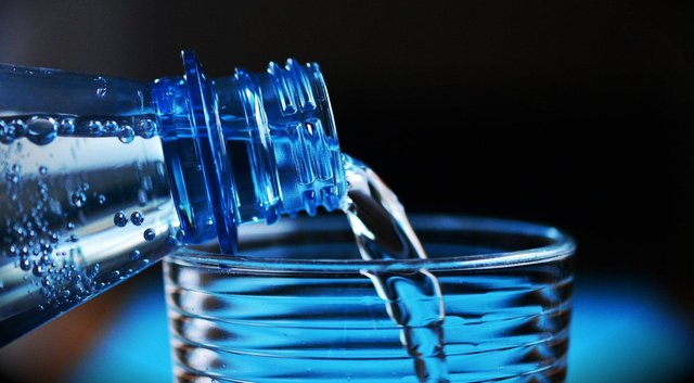 Start drinking water as soon as you wake up on a morning - have a glass with your breakfast.