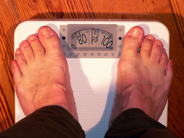 If you don't weigh yourself to start with you will never know how much progress you have made.