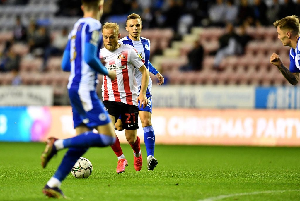 Lee Johnson issues this positive Sunderland injury update with key figures nearing a return