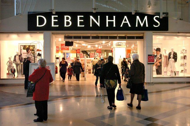 Gary Edward Drinkald, 42, admitted stealing two bottles of perfume from the city's Debenhams, costing£126.