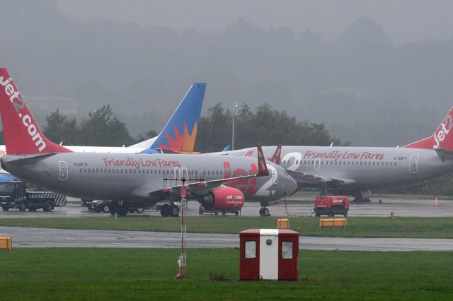 Jet2 will operate flights to three European skiing destinations from Newcastle Airport. Photo: Getty Images.