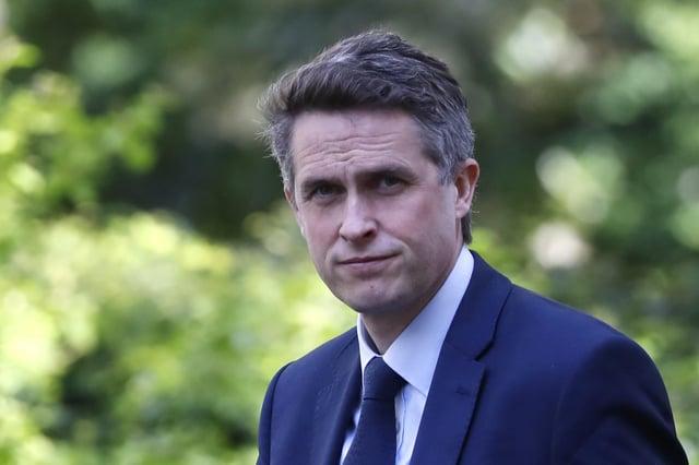 Britain's Education Secretary Gavin Williamson. Picture: Tolga Akmen/AFP via Getty Images.