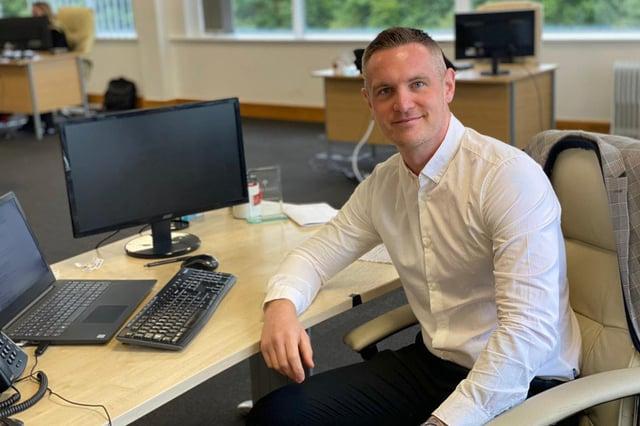 Mark Bracknell, Managing Director at Theo James Recruitment.